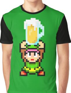 Link Found a New Item! Graphic T-Shirt