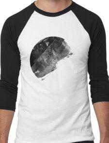 Painted Moon Men's Baseball ¾ T-Shirt