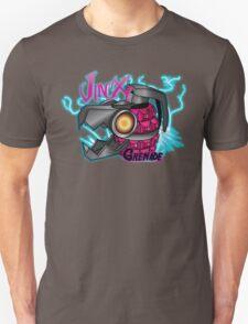 Jinx Grenade Unisex T-Shirt