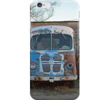 International Harvester Metro Van iPhone Case/Skin