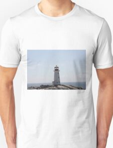 The Lighthouse at Peggy's Cove T-Shirt