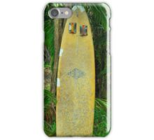 Surfin' Mail Aussie Style # 4 iPhone Case/Skin