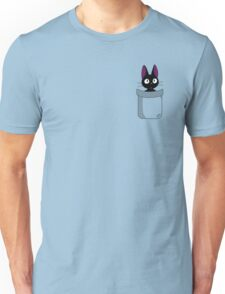 Pocket Jiji Unisex T-Shirt
