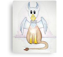 Whimsical Griffon Canvas Print