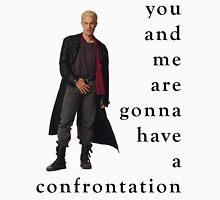 Spike Confrontation Unisex T-Shirt