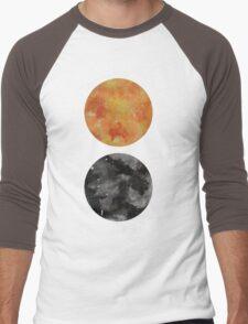 Galaxy spheres 2 Men's Baseball ¾ T-Shirt