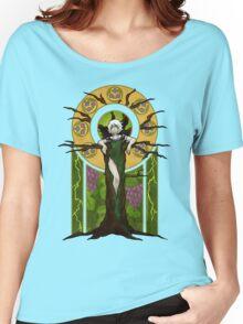 Green Lightning Women's Relaxed Fit T-Shirt
