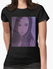 Magnetic Beauty Womens Fitted T-Shirt