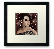 Ken 11.1 Framed Print