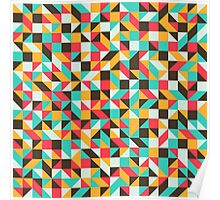 Abstract Geometry 30 Poster