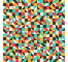 Abstract Geometry 30 Photographic Print