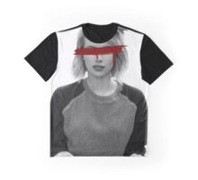 Dead Pop Stars Of Our Youth - Emma Roberts Graphic T-Shirt