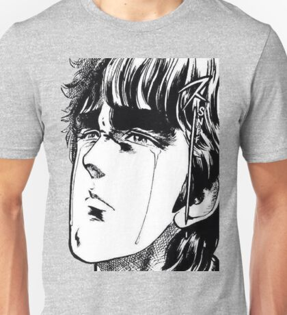Manly Tears Unisex T-Shirt