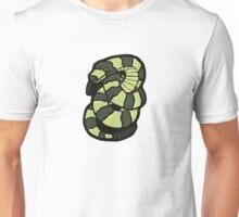 Green Rock Rattle Unisex T-Shirt