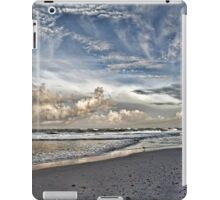 Morning Sky At The Beach iPad Case/Skin