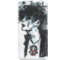 The 1975 Matty Healy Portrait  iPhone Case/Skin
