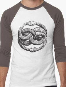 The Auryn Men's Baseball ¾ T-Shirt