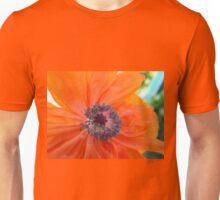 Orange Poppy Unisex T-Shirt