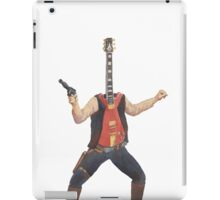 Guitar Solo iPad Case/Skin