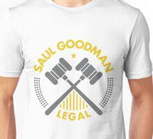 Saul Goodman Legal logo Unisex T-Shirt