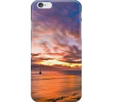 Sunset at Cottesloe 2 iPhone Case/Skin