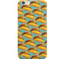 Taco Pattern iPhone Case/Skin