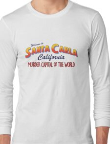 The Lost Boys - Welcome To Santa Carla Long Sleeve T-Shirt