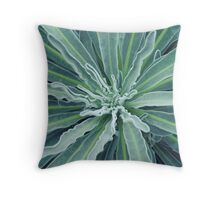 OPENING TO LIFE Throw Pillow