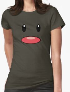 Diglett Womens Fitted T-Shirt