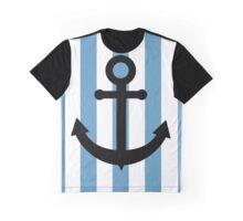 Nautical Pattern Graphic T-Shirt