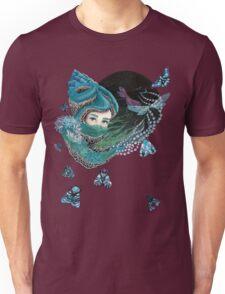 Forest eyes Unisex T-Shirt