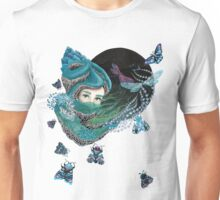 Forest eyes Unisex T-Shirt