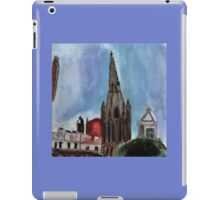 Here Is The Steeple.. iPad Case/Skin