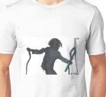 The 1975 Matty Healy Silhouette Unisex T-Shirt
