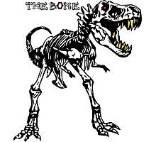 trex bone Photographic Print