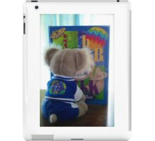 Who Know - BB and Koala All In One book iPad Case/Skin