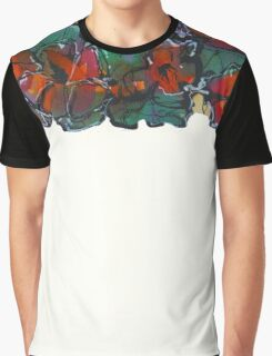 Nasturtium Tangle Graphic T-Shirt