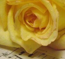 Classical Rose Sticker