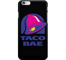 Taco Bae iPhone Case/Skin