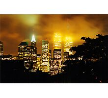 Twin Towers 1999 II Photographic Print