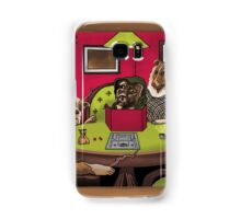 Dogs Playing Dungeons & Dragons Samsung Galaxy Case/Skin