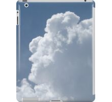 Woman In The Sky iPad Case/Skin