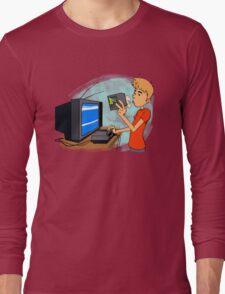 Blow That Cartridge! Long Sleeve T-Shirt
