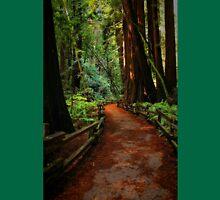 Walk Through Redwoods Unisex T-Shirt