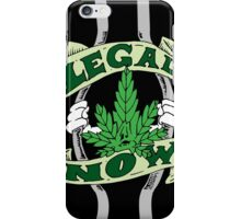 Legal Marijuana Now! iPhone Case/Skin
