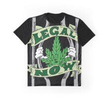 Legal Marijuana Now! Graphic T-Shirt
