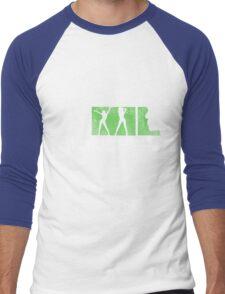 Archer  Men's Baseball ¾ T-Shirt
