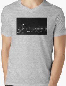 Night at the Fair Mens V-Neck T-Shirt