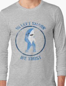 Left Shark - Superbowl 2015 Long Sleeve T-Shirt
