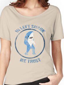Left Shark - Superbowl 2015 Women's Relaxed Fit T-Shirt